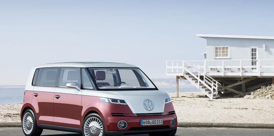Volkswagen Bulli Concept to debut at Geneva