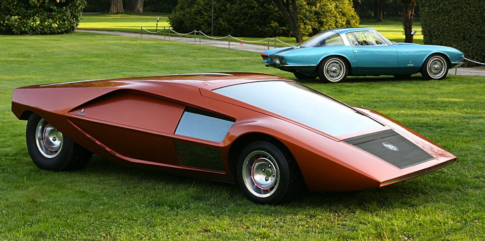 Bertone concepts to be auctioned by bankruptcy court