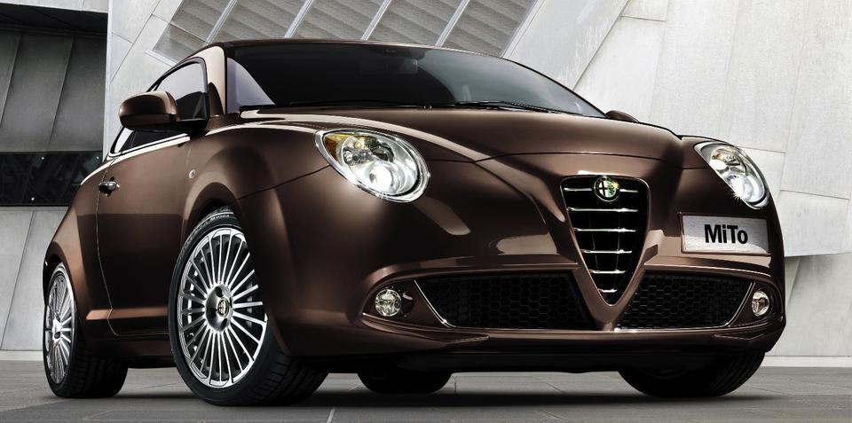 2011 Alfa Romeo MiTo UK upgrades, not for Australia
