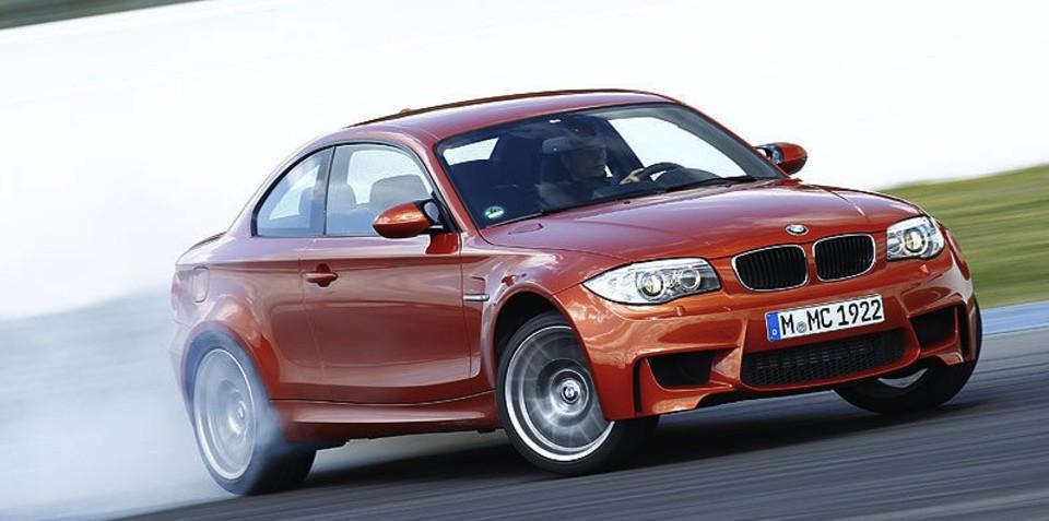 BMW 1 Series M Coupe beats BMW M3 around Hockenheim