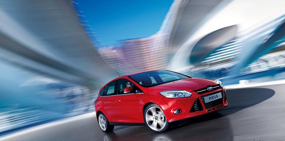 2011 Ford Focus Titanium TDCi drive away price revealed