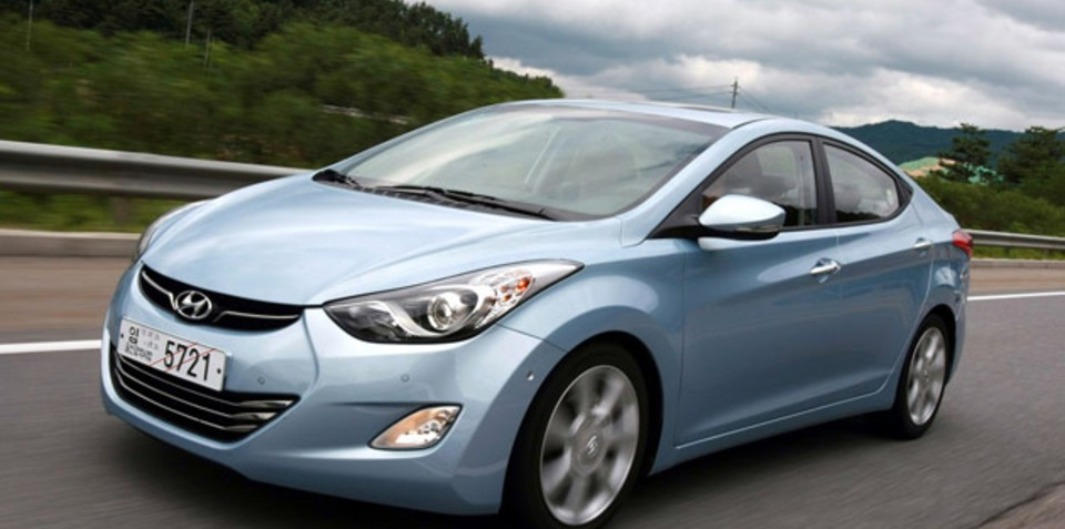 Hyundai Elantra vs small car competitors: US comparison