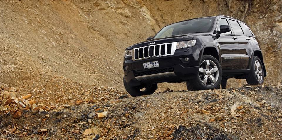 2011 jeep grand cherokee diesel on sale in australia. Black Bedroom Furniture Sets. Home Design Ideas