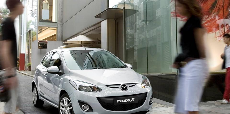 2011 Mazda2 Genki update on sale in Australia