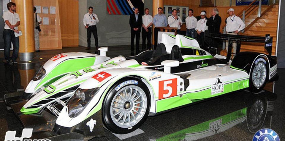 Hope Racing Oreca first hybrid in Le Mans