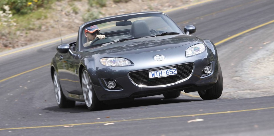 New Mazda MX-5 target weight 798kg