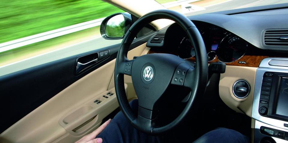 Volkswagen unveils Temporary Auto-Pilot