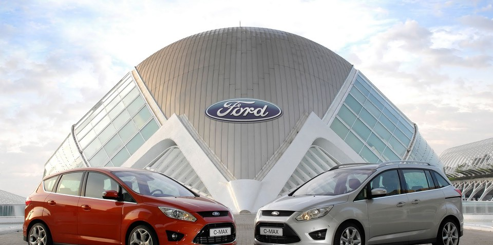 Ford invests heavily in European production