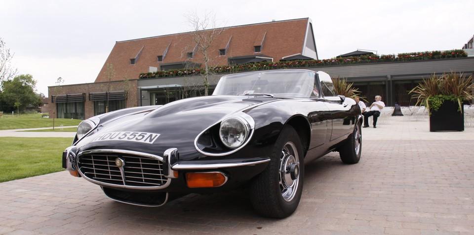 1974 Jaguar E-Type S.3 V12 Driven