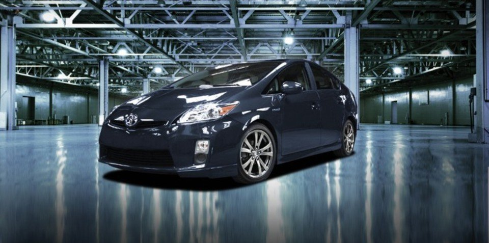 "Toyota is the ""World's Greenest Brand"""