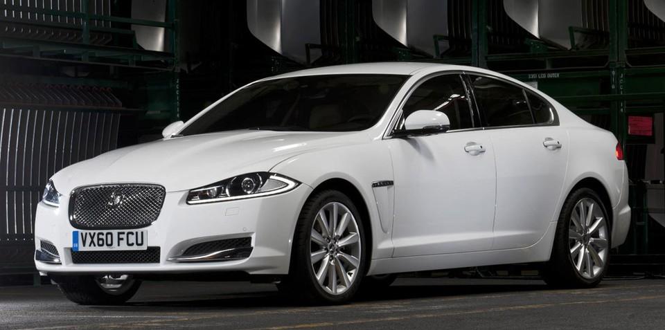 2012 Jaguar XF 2.2 Diesel - $78,900