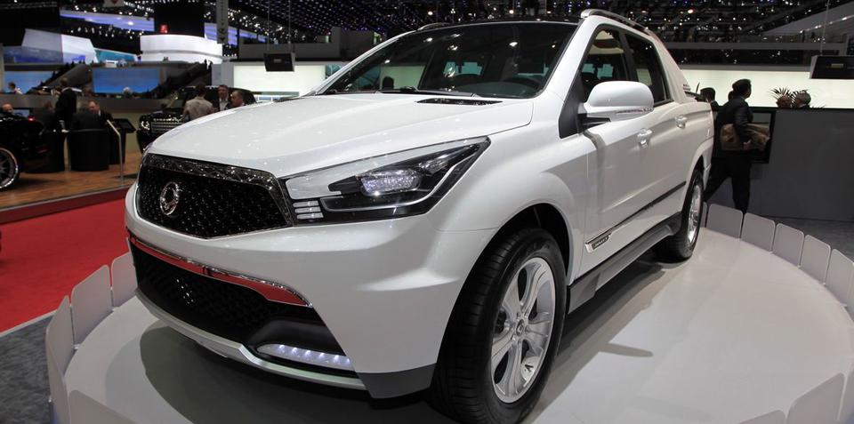 Ssangyong – A car company that's worth watching