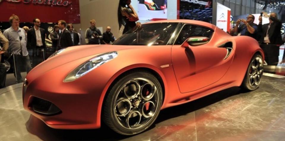 Alfa Romeo US return pushed back to 2013