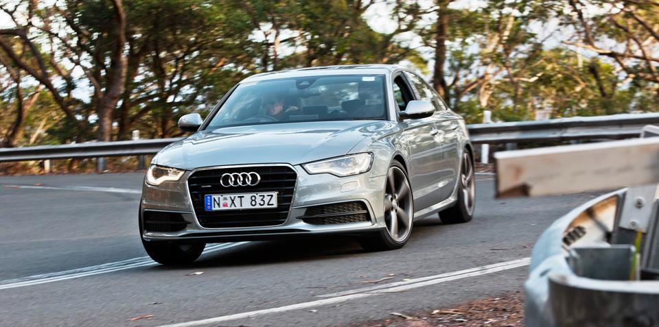 Audi A6 quattro launched