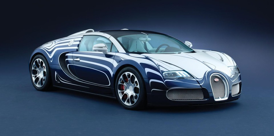 bugatti veyron grand sport l or blanc world s most. Black Bedroom Furniture Sets. Home Design Ideas