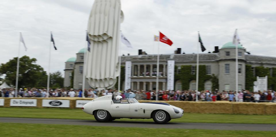 Jaguar at 2011 Goodwood Festival of Speed (gallery)