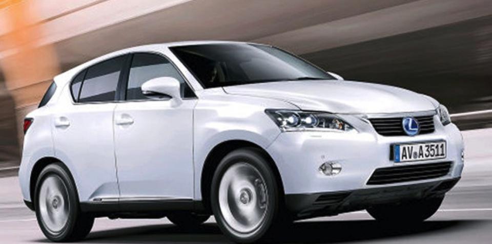 Lexus CX SUV based on RAV4 coming: rumour