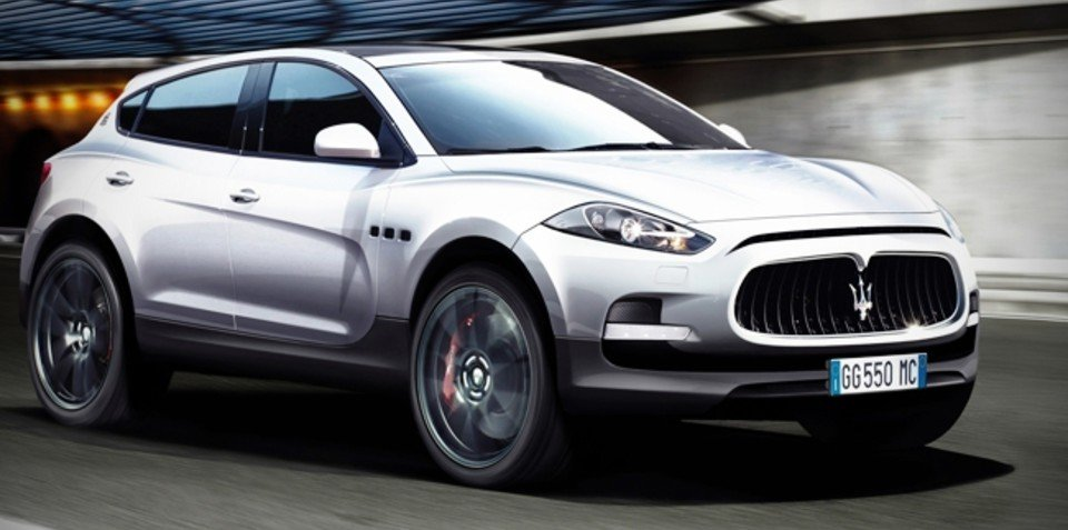 Maserati SUV headed for Frankfurt Show, two new sedans in the pipeline