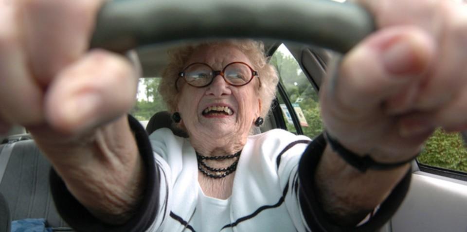 Grandparents safer drivers than parents: study