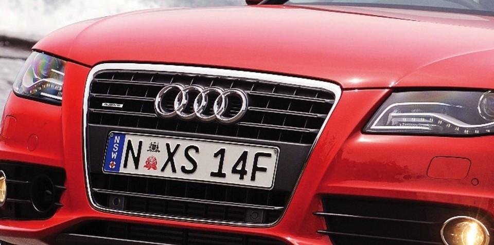 2014 Audi A4 plug-in hybrid on the way?