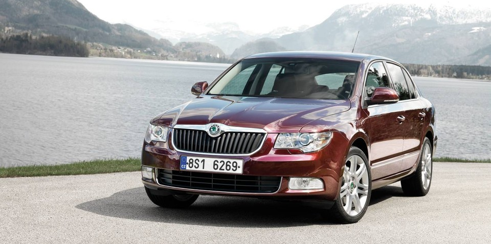 2011 Skoda Superb 103TDI on sale in Australia from $38,990