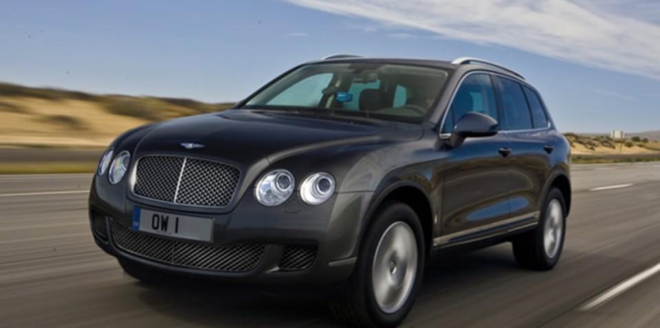Bentley SUV to get 12 cylinder petrol engine
