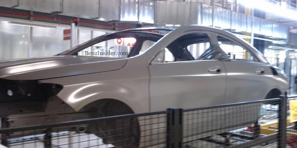 UPDATE: 2013 Mercedes-Benz CLC/BLC on the way?