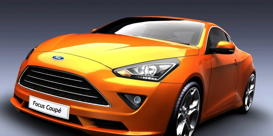 Ford Focus Coupe to take on Volkswagen Scirocco: rumour