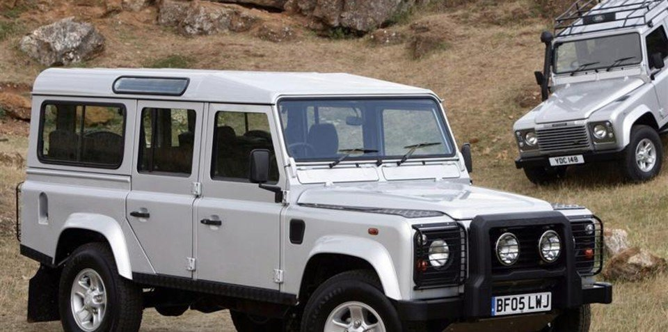 Land Rover Defender's future not looking good: report