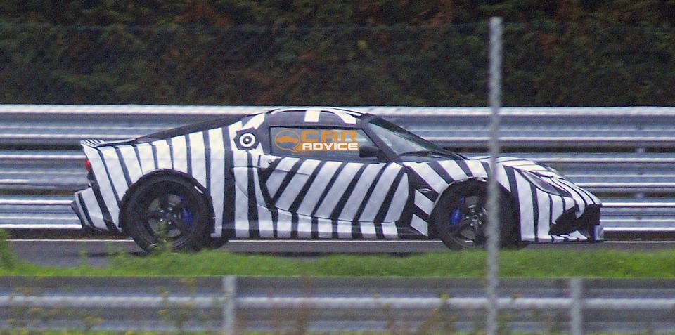 2013 Lotus Exige track spy shots