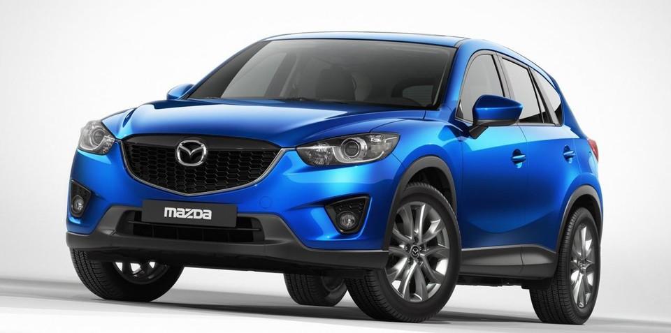 2012 Mazda CX-5 confirmed for Australia in 2012