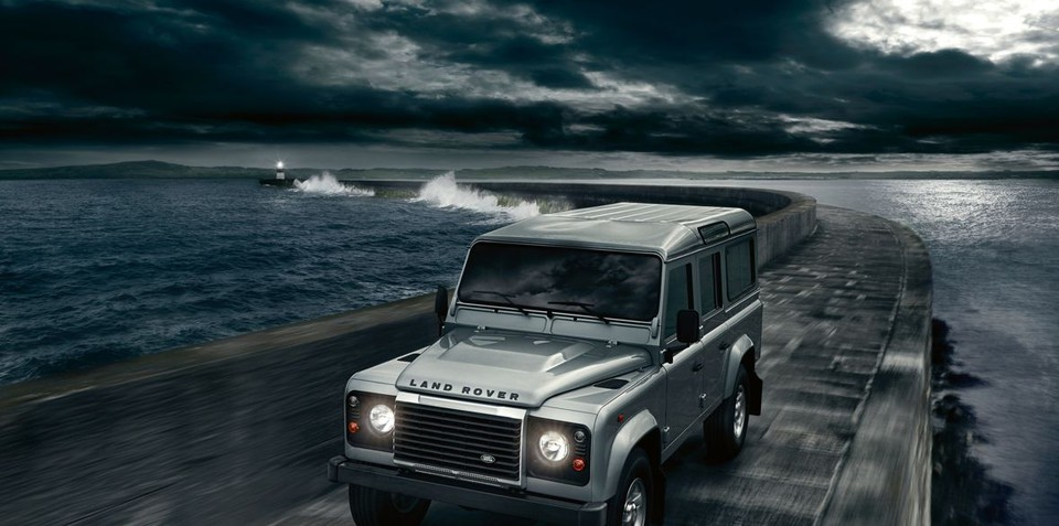 Land Rover Defender gets new diesel for MY2012