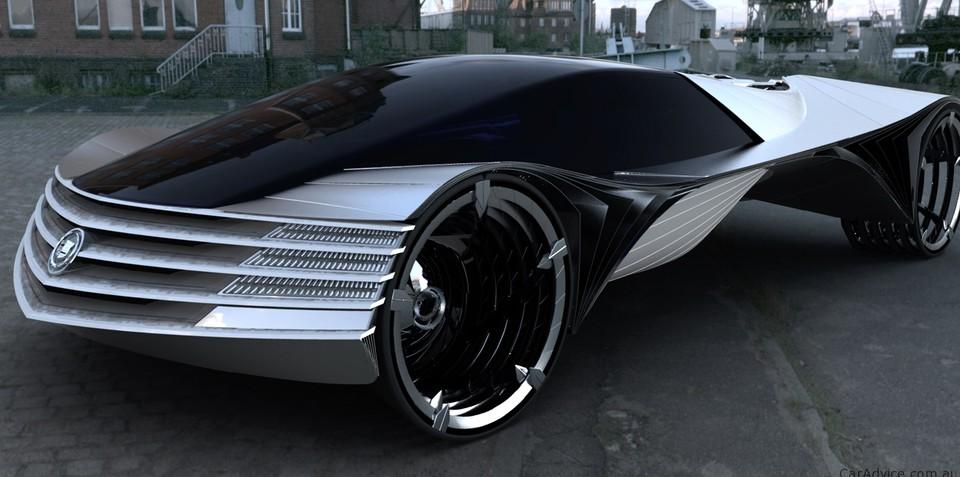 The thorium-powered car: Eight grams, one million miles