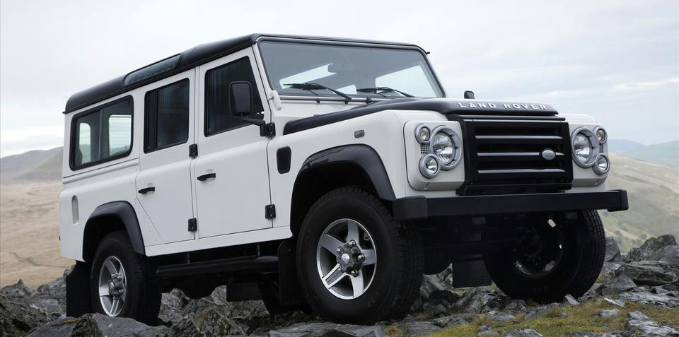Land Defender concept headed for 2011 Frankfurt Motor Show: report