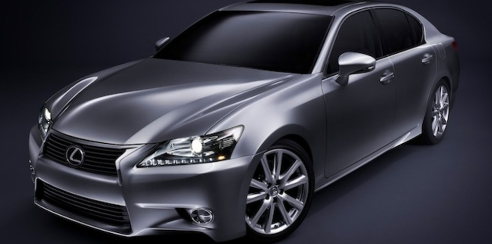 Lexus GS F on the way: report