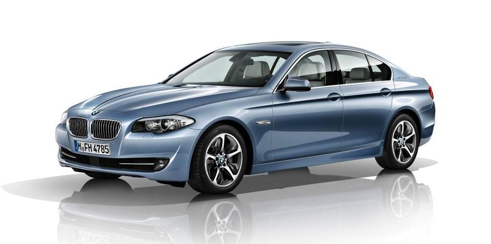 2012 BMW ActiveHybrid 5 'right for Australian market'
