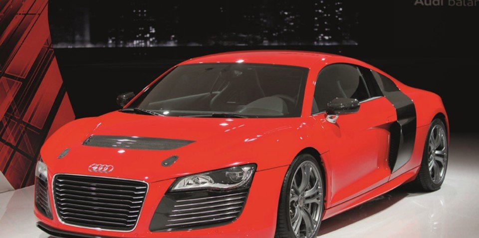 Audi R8 e-tron Concept second-gen to be unveiled at Frankfurt show