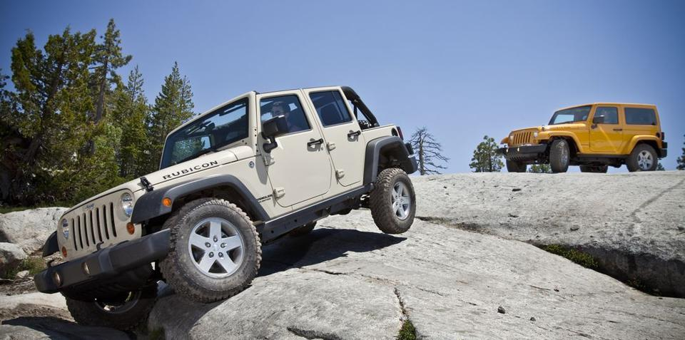 Jeep Wrangler Rubicon: On the Rubicon Trail with CarAdvice