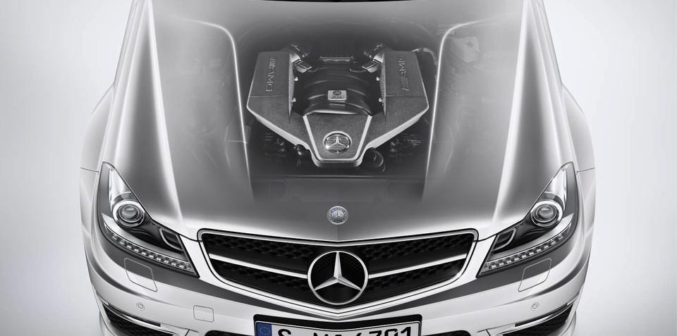 Mercedes-Benz AMG 6.2 M156 V8 engine facing lawsuit over possible defect