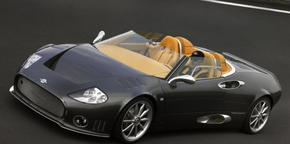 Spyker to be bought by US equity firm North Street Capital