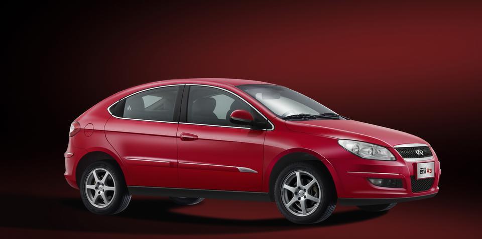 Chery J3 priced at $14,990 driveaway in Australia