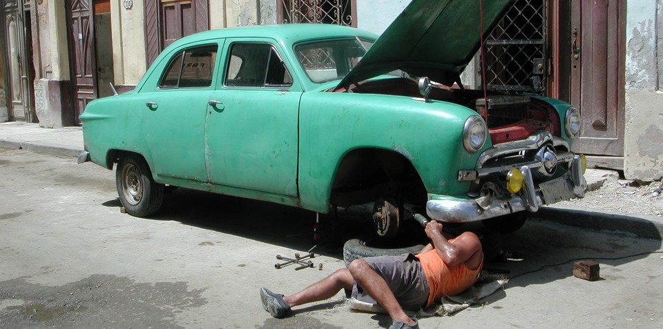 Buying and selling new cars now legal in Cuba