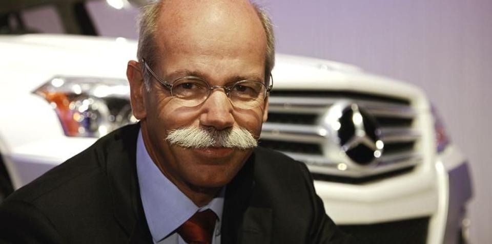 Mercedes-Benz CEO no longer facing investigations over fatal test driver crash