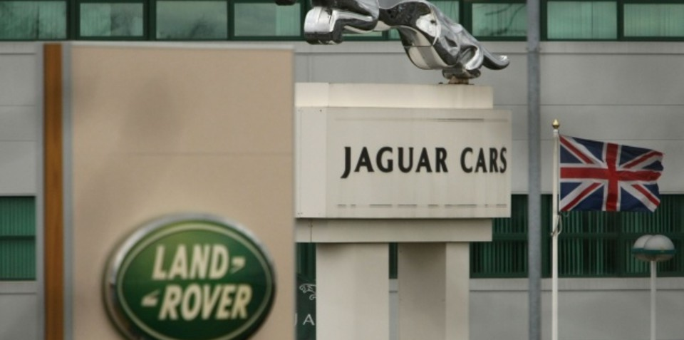 Jaguar Land Rover to open new engine plant in England