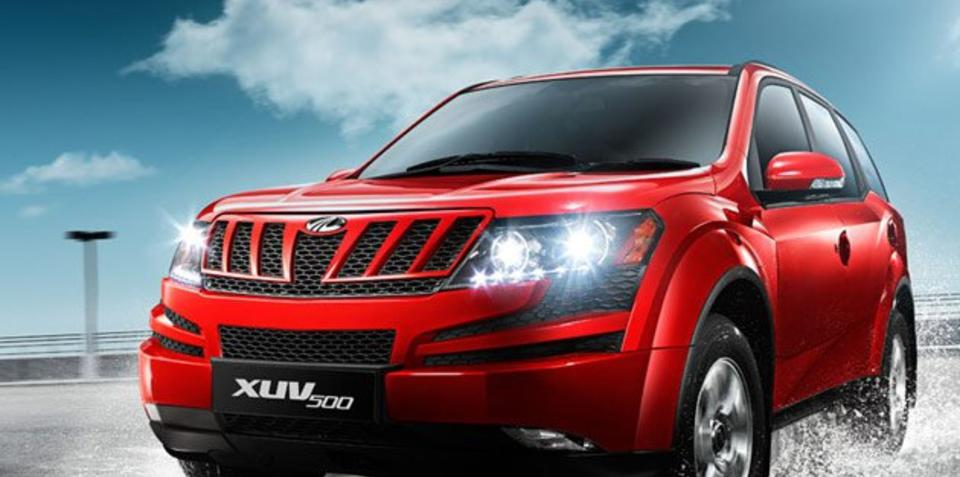 2012 Mahindra XUV500 in Australia 'within six months'