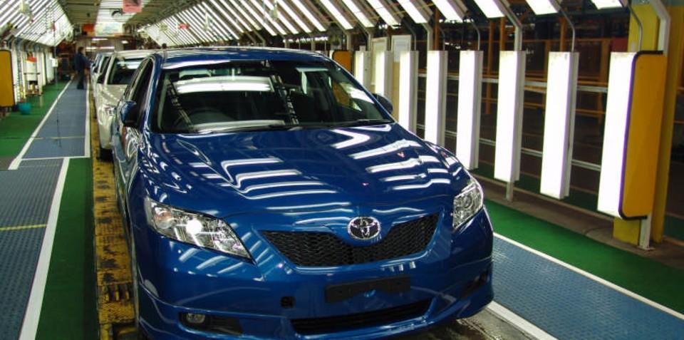 Toyota Australia employees forced to work tomorrow as Fair Work Australia rules against strike
