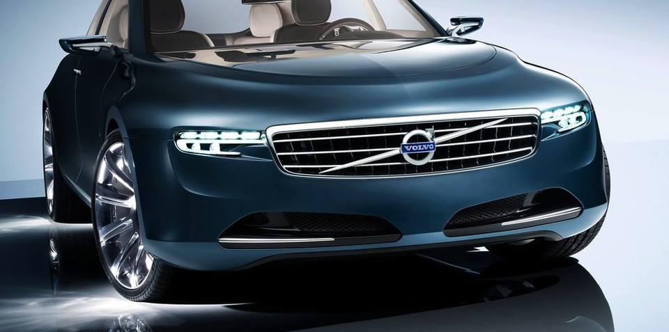 Volvo Concept You unveiled at 2011 Frankfurt Motor Show
