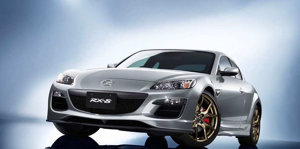Mazda RX-8 Spirit R to signal end of RX-8 production