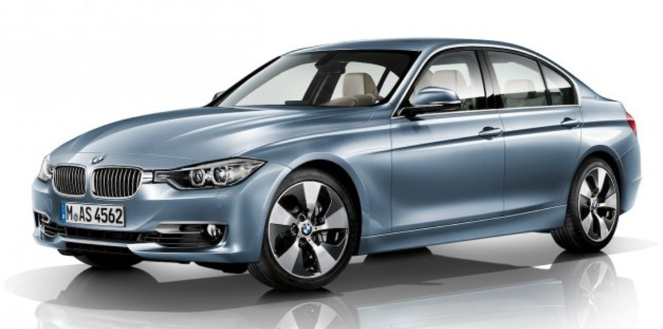 2012 BMW ActiveHybrid 3 unveiled
