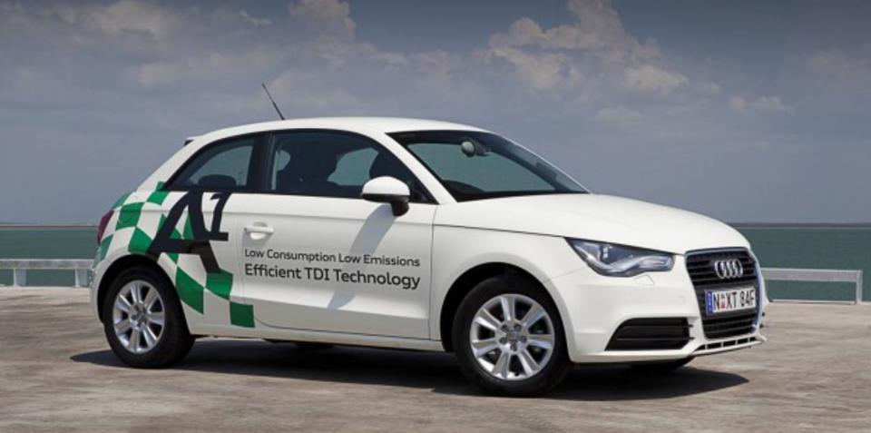 Audi A1 1.6 TDI heading to showrooms